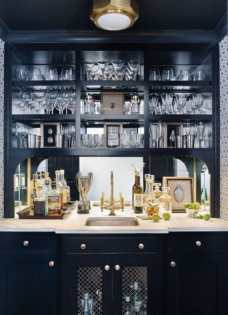 Stunning Home Bar Design Ideas