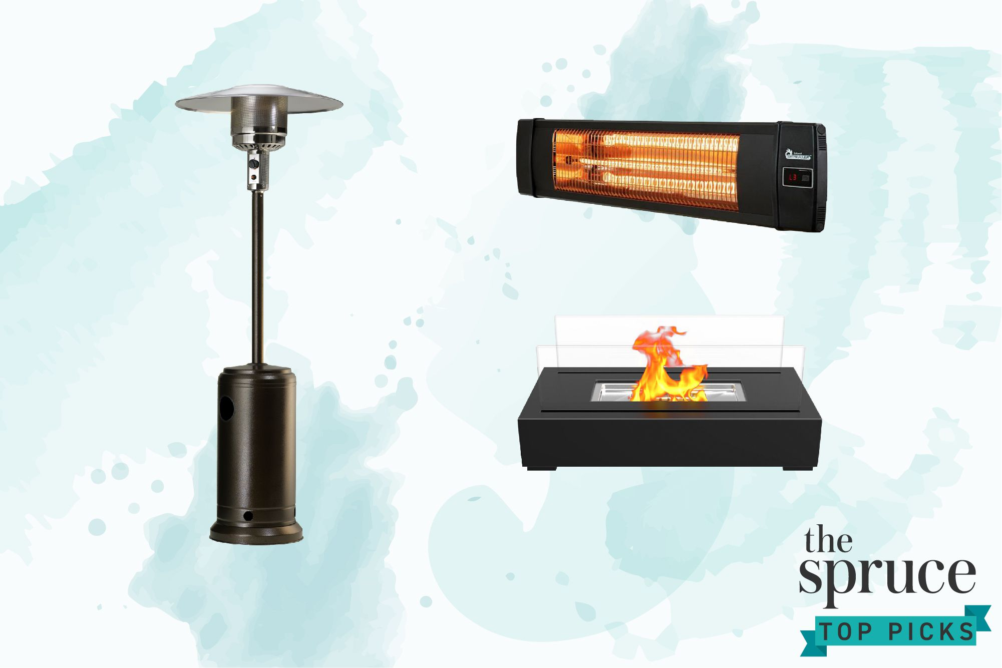 the 8 best patio heaters of 2021