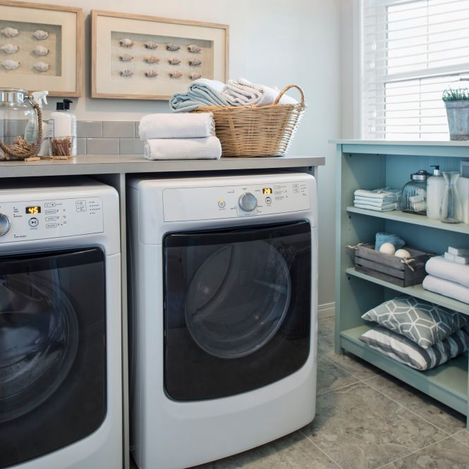 Design Specifications For A Laundry Room