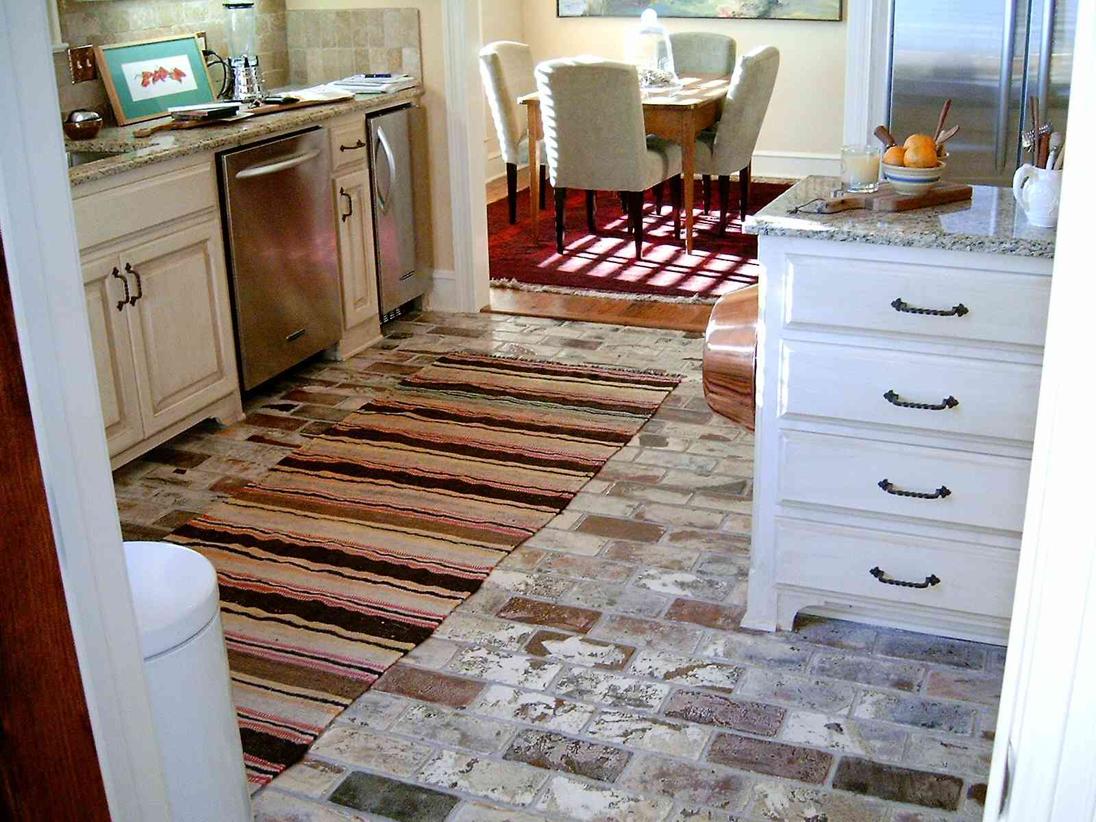 for kitchen flooring options