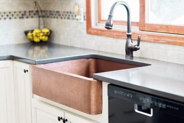 how to reseal an undermount sink