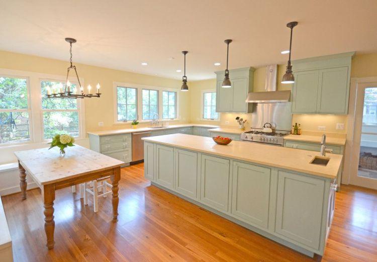 10 Stylish Kitchens With Limestone Countertops