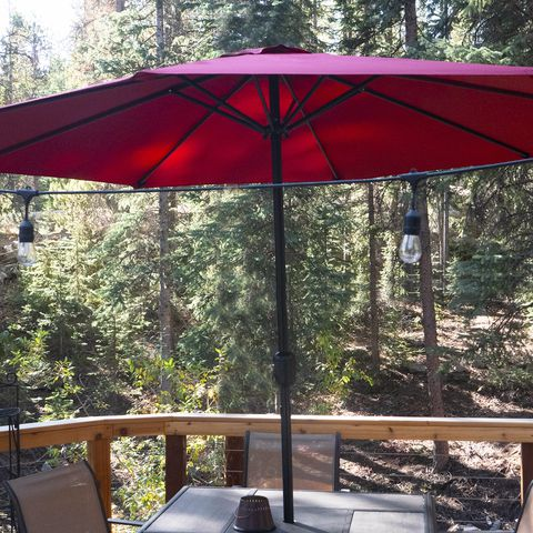 pure garden 10 ft patio umbrella