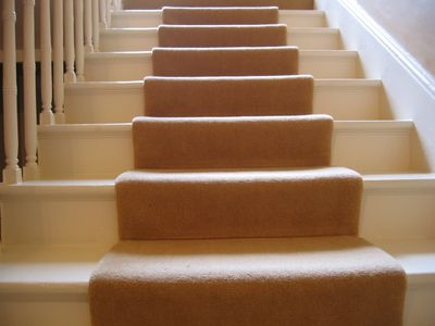 How To Choose The Best Carpet For Stairs | Best Carpet For Basement Stairs | Patterned Carpet | Bob Vila | Carpet Runners | Staircase Runner | Hallway