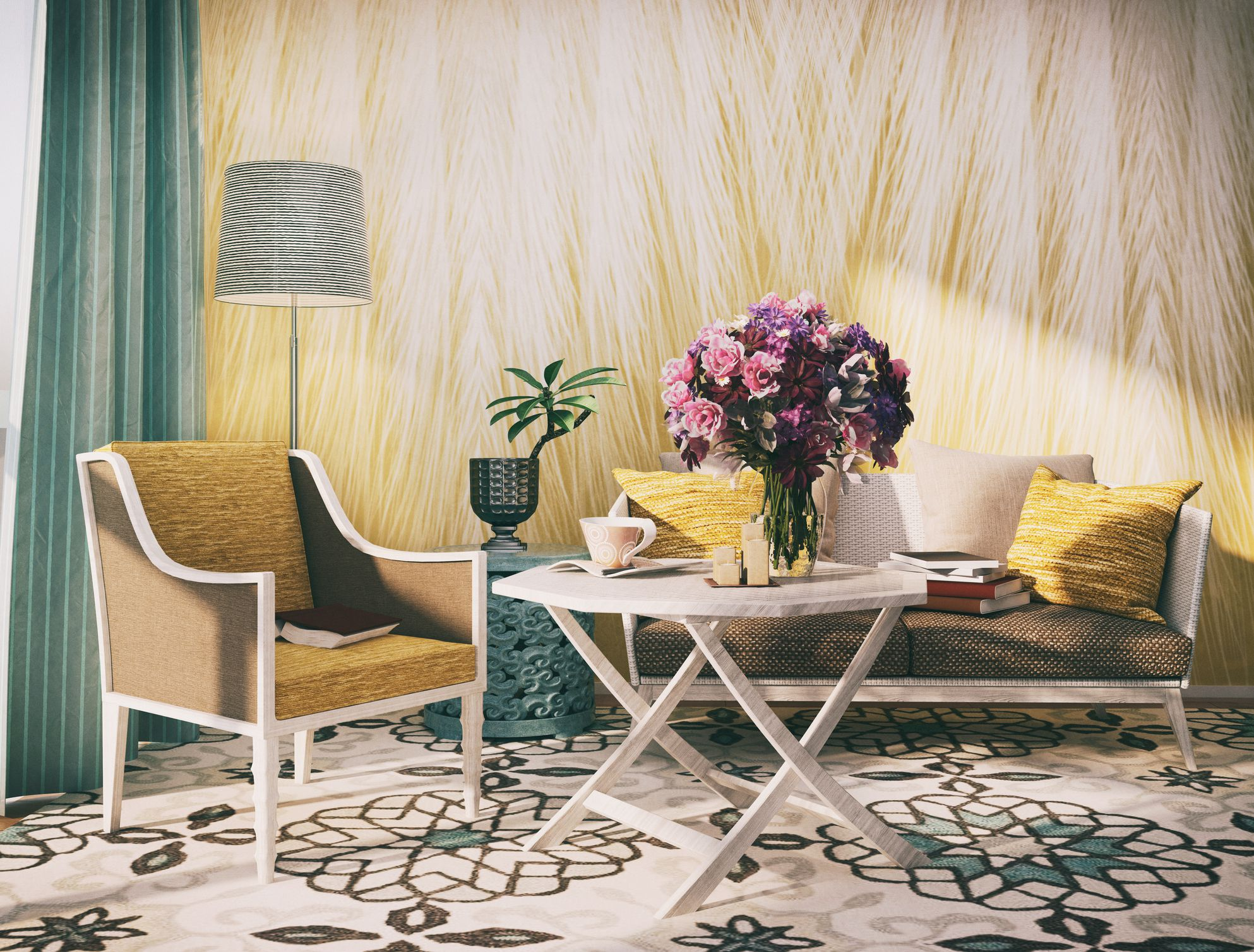 A Decorator S Guide To Bohemian Style