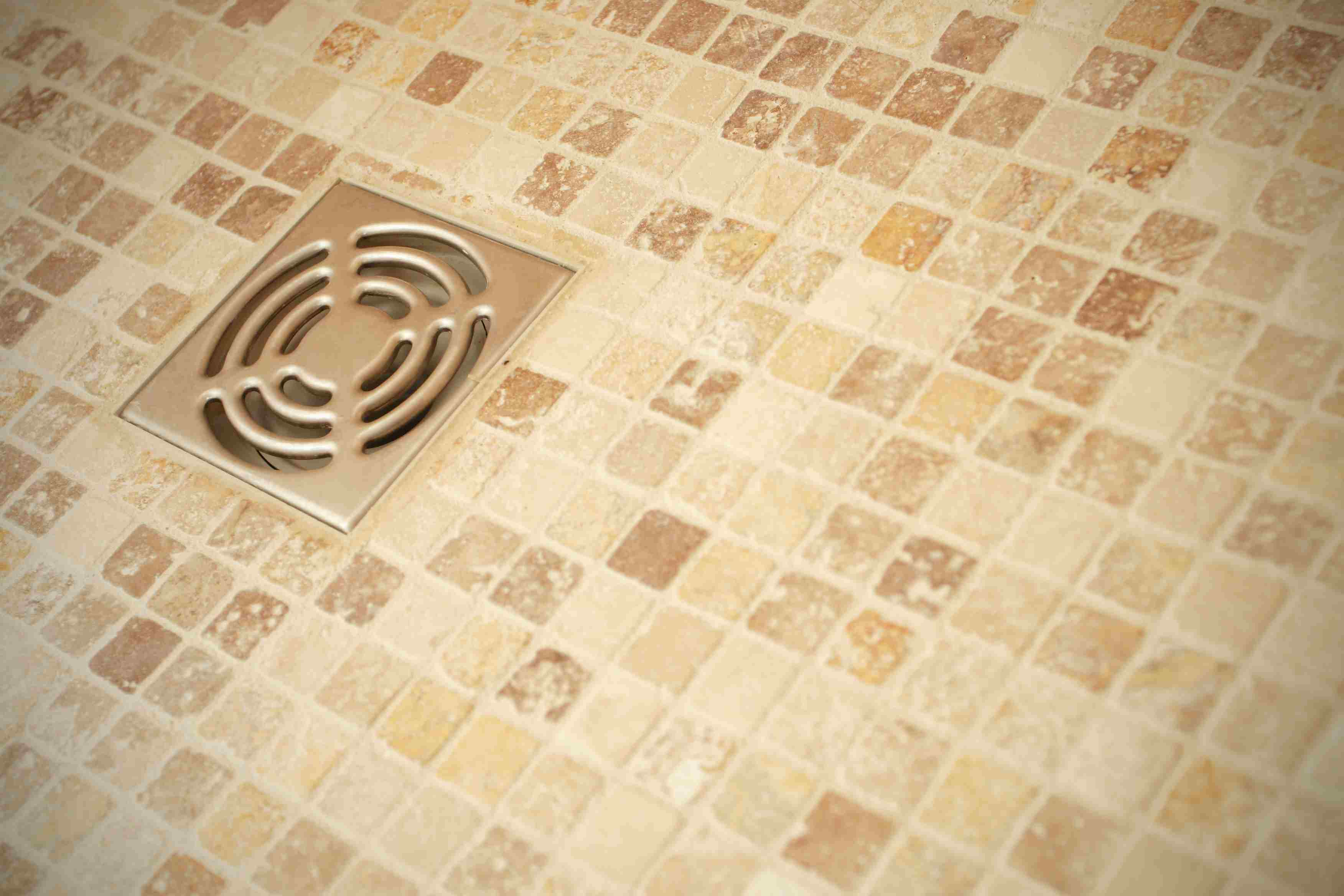 how to install a shower drain