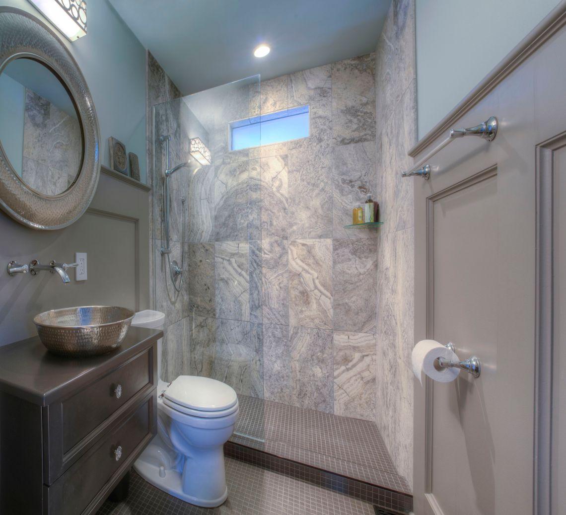 25 Small Bathroom Design Tips