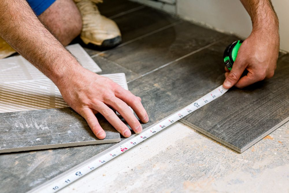 can you install tile over concrete