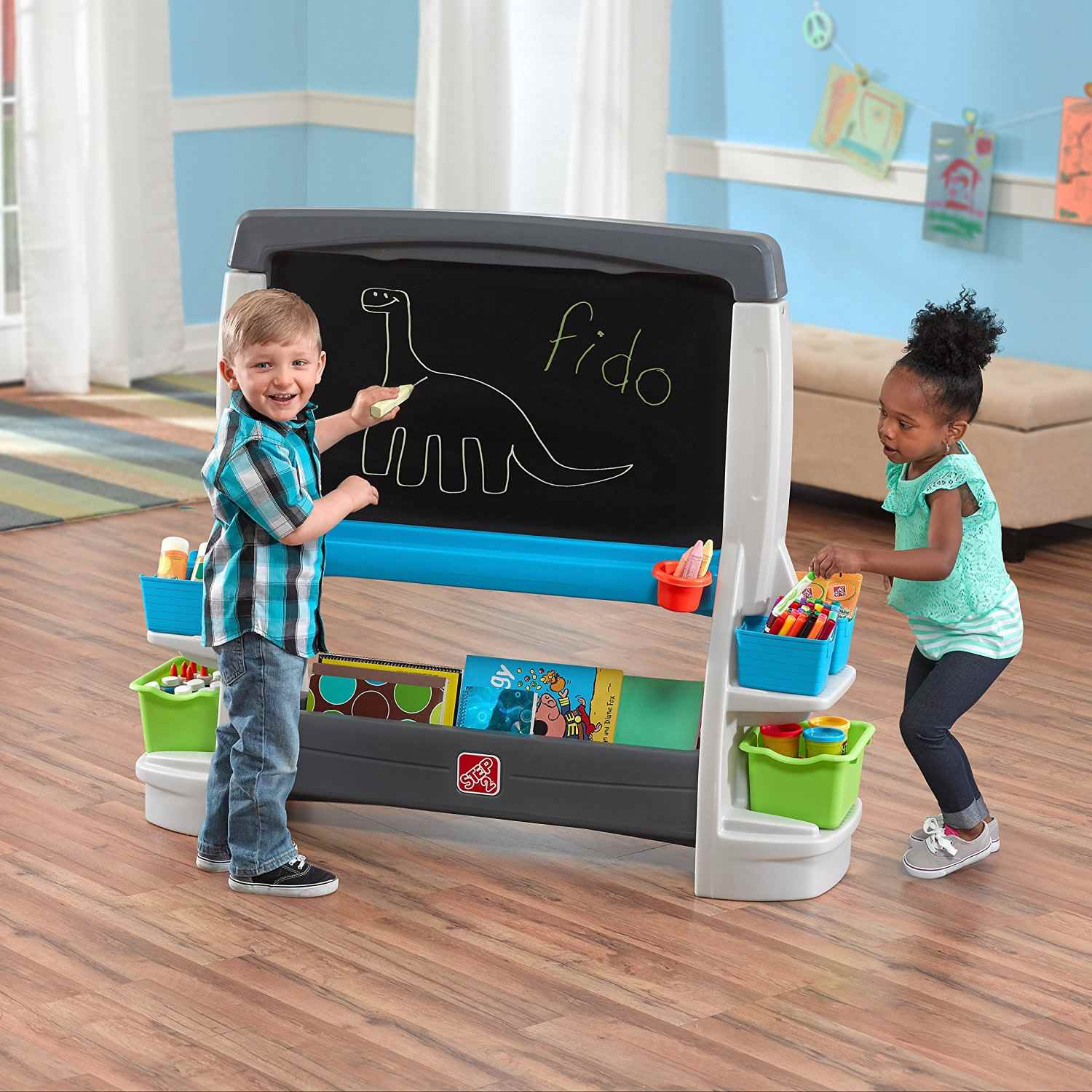 The 7 Best Art Easels For Kids Of