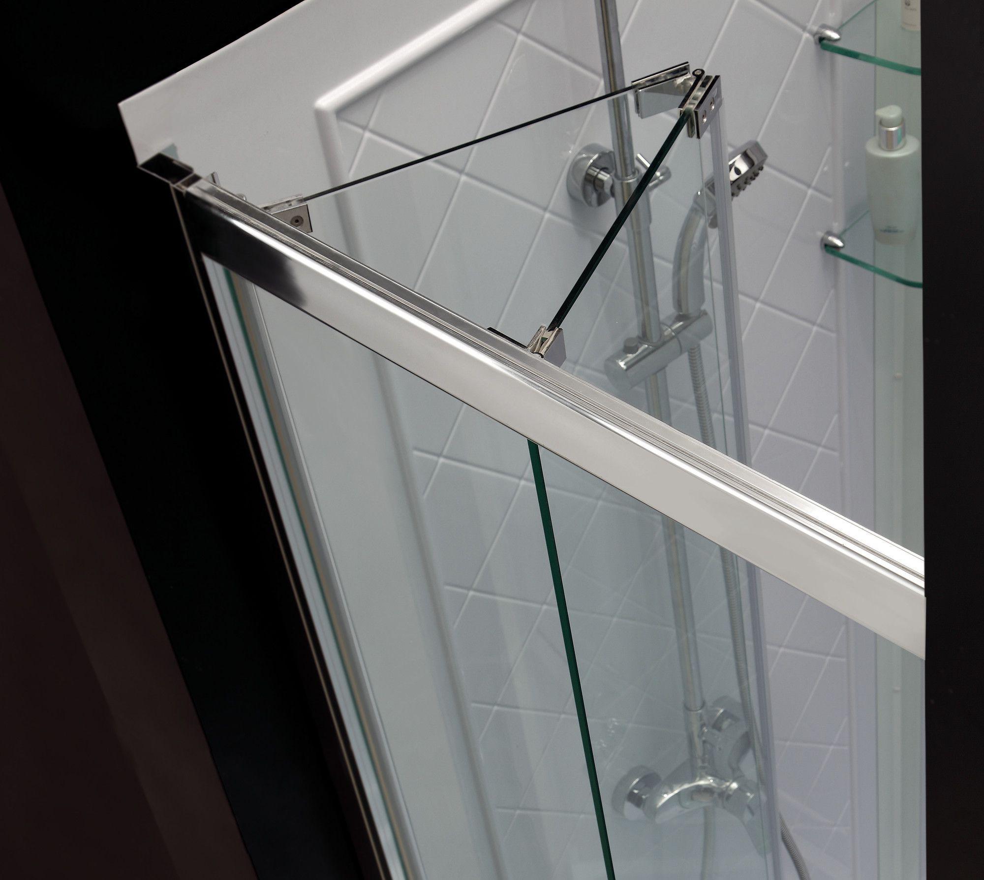 Choosing The Right Shower Door