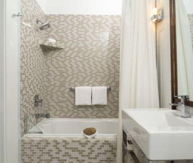 Small Bathroom Shower