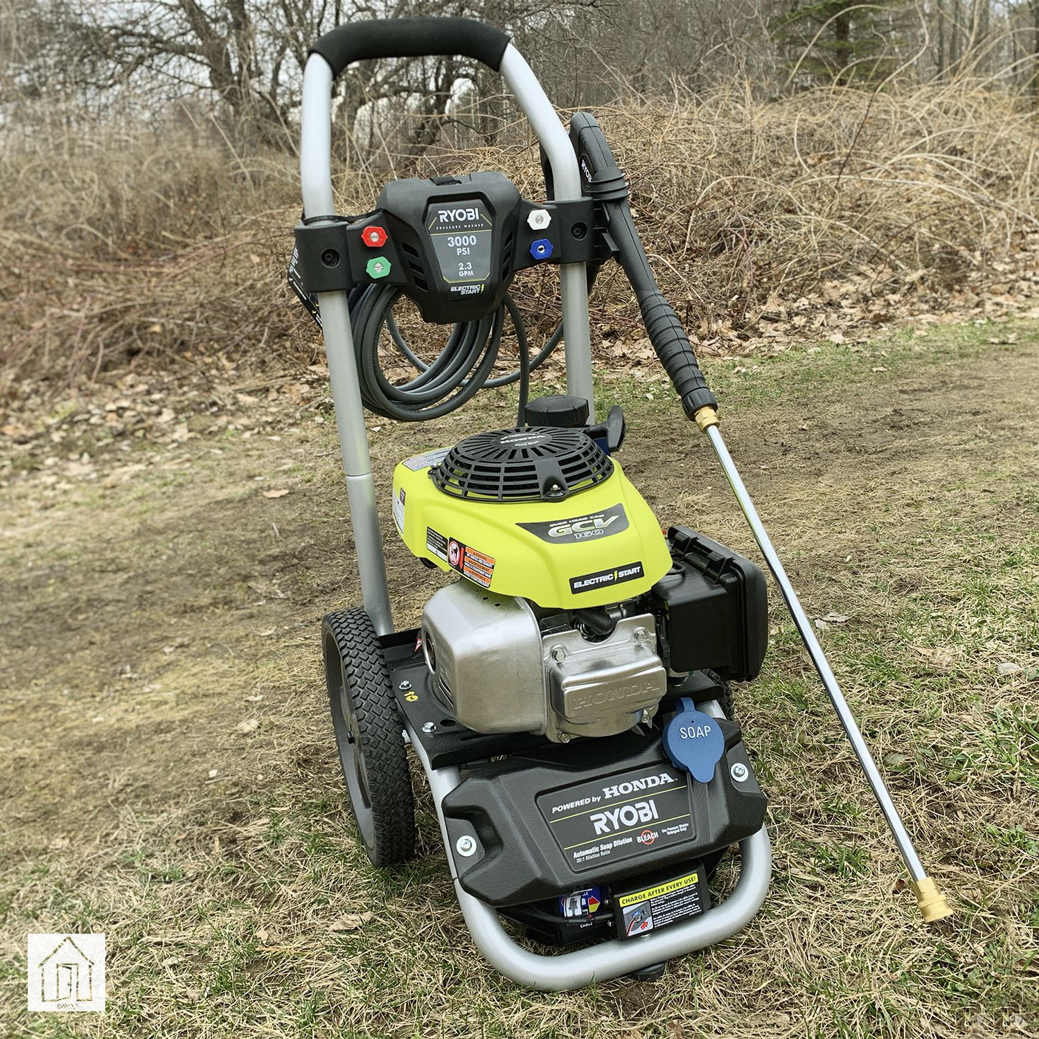 Ryobi 3000 Psi Pressure Washer Review Powerful And Feature Packed