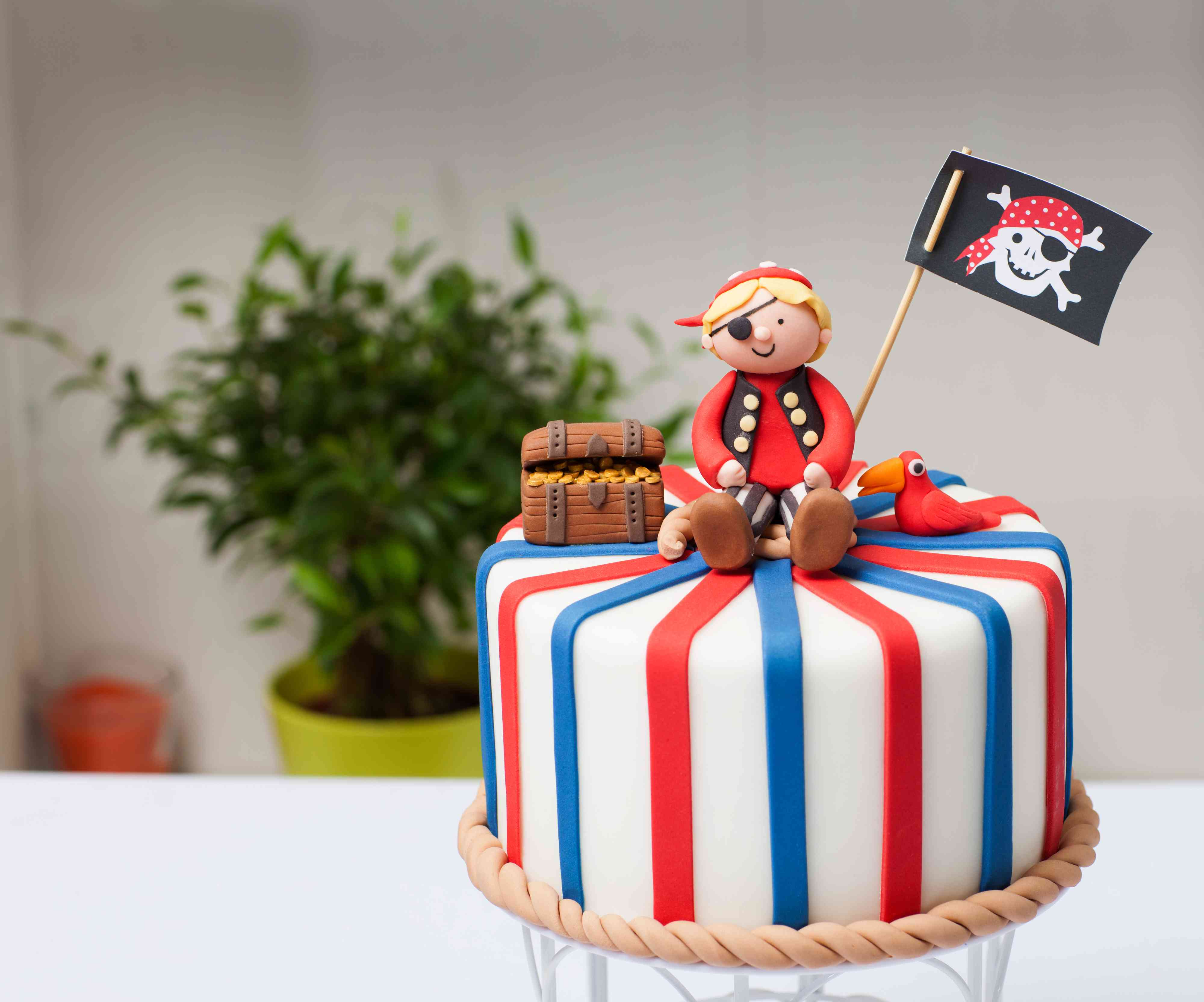 Fun Ideas For Pirate Themed Kids Parties