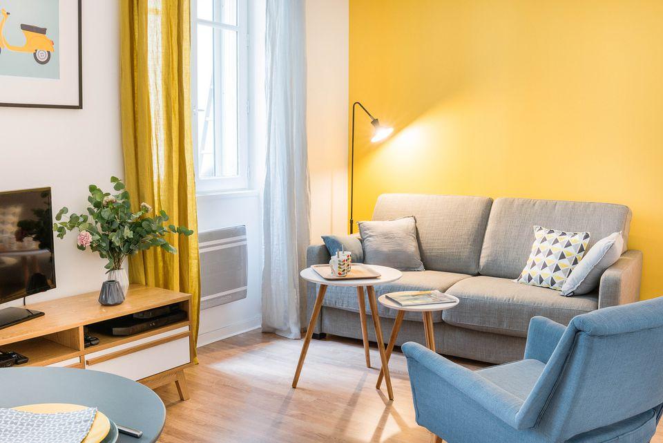 gaya interior minimalis apartemen