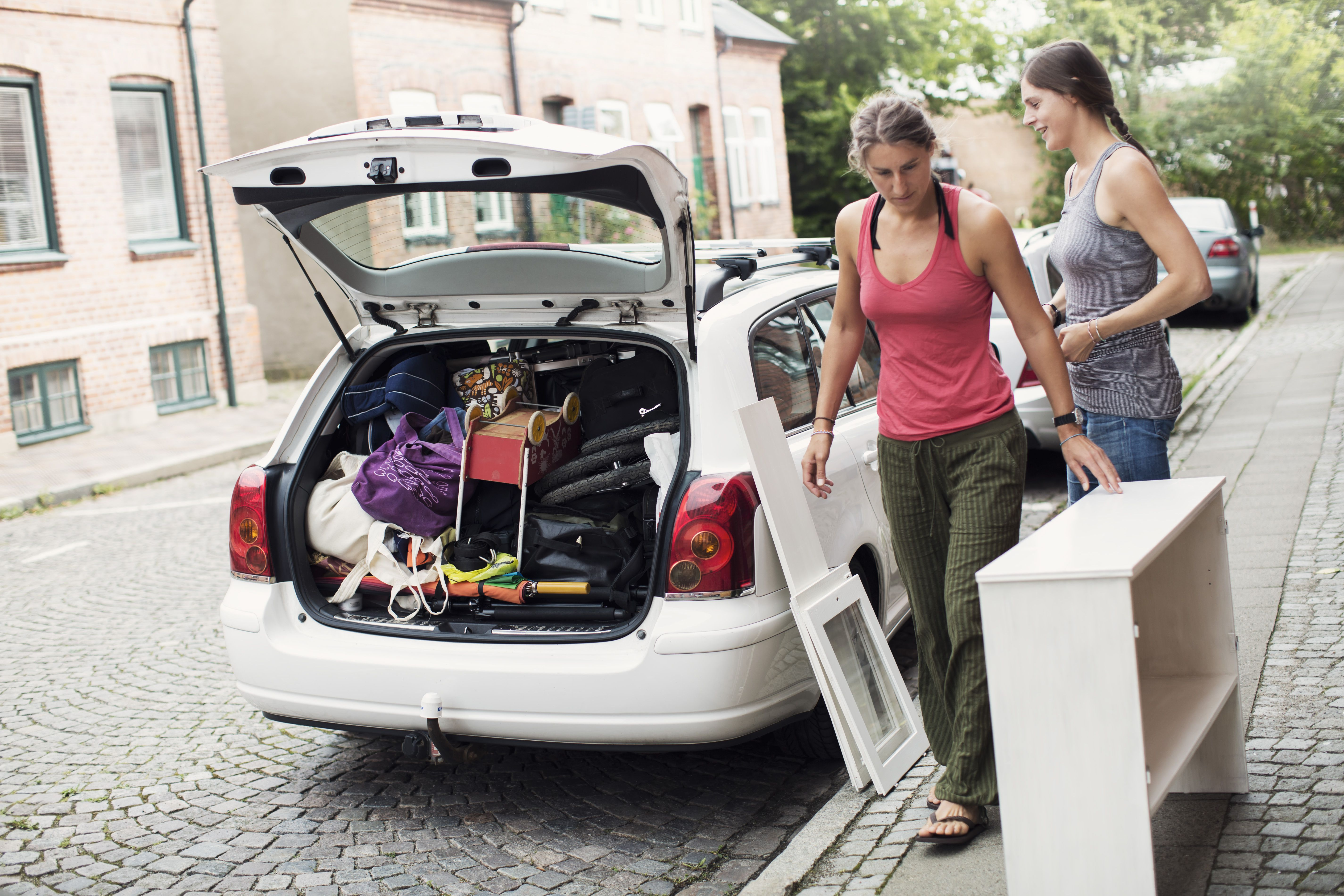 How To Pack More Stuff In Your Car When Moving