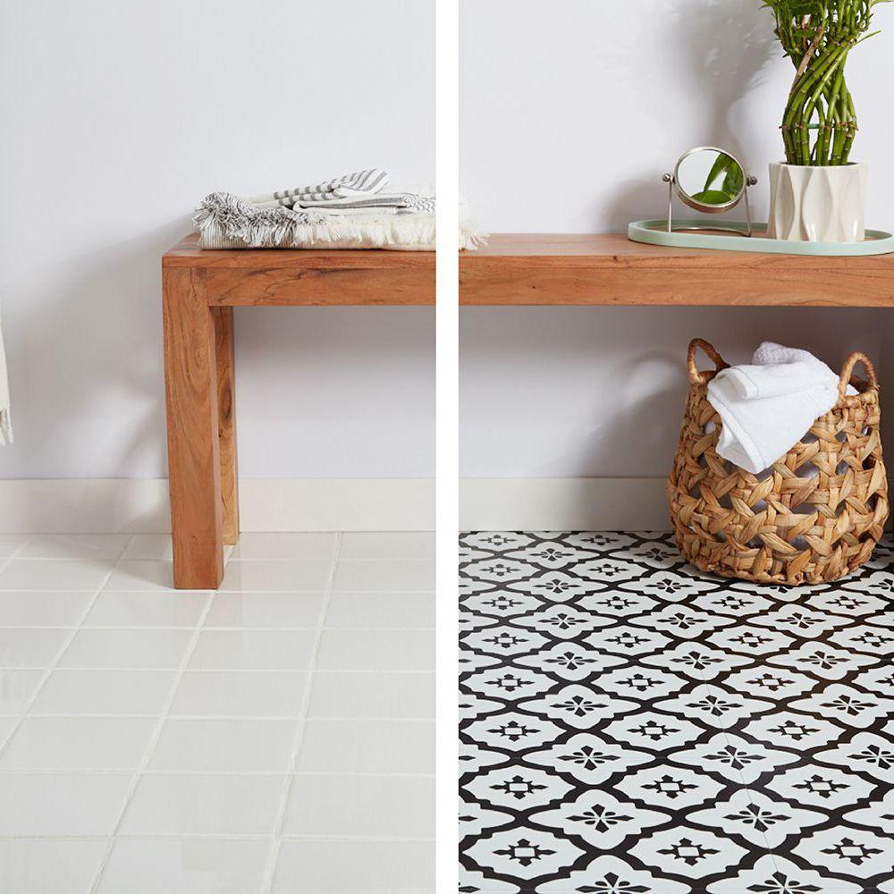 vinyl vs ceramic tile what s the