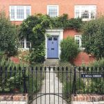 Front Door Colors For Brick Houses
