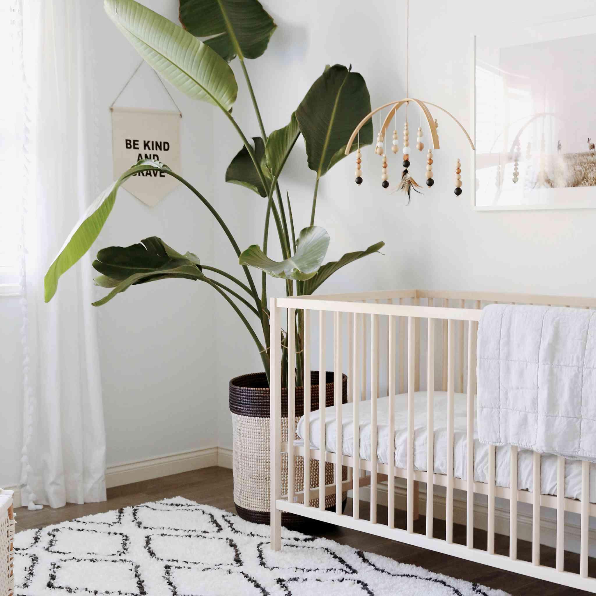 creating gorgeous gender neutral nurseries