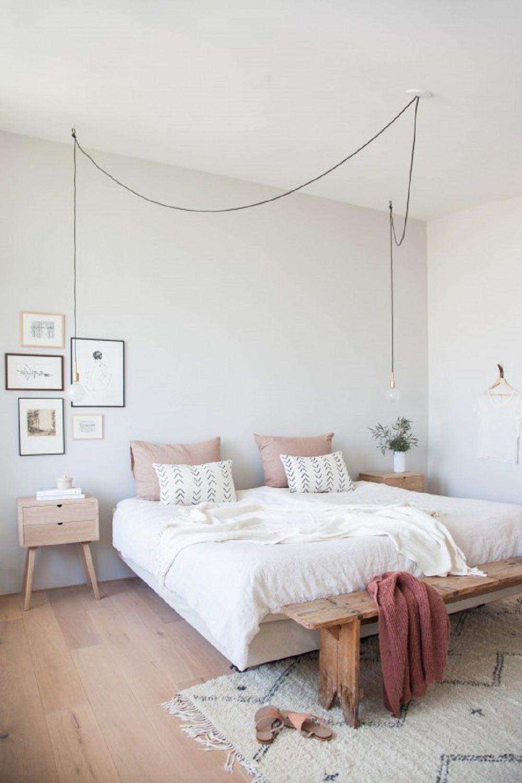 24 Scandinavian Bedroom Design Ideas