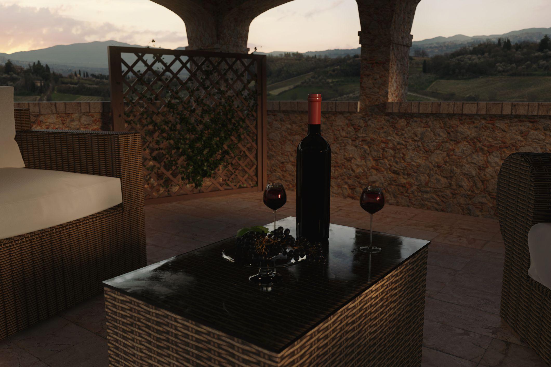Design 101 Tuscan Style Decorating