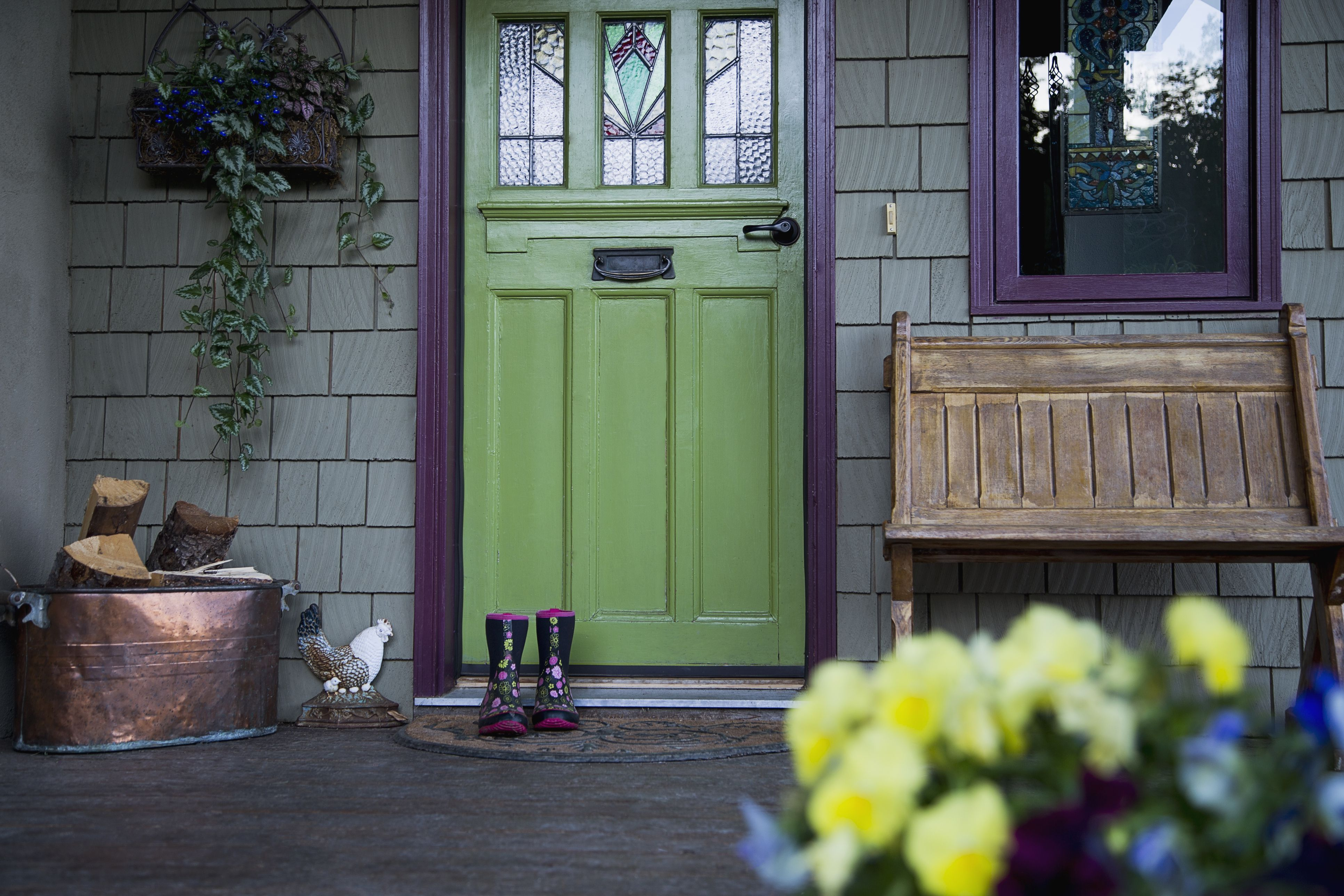 Feng Shui Tips For Choosing House Exterior Color