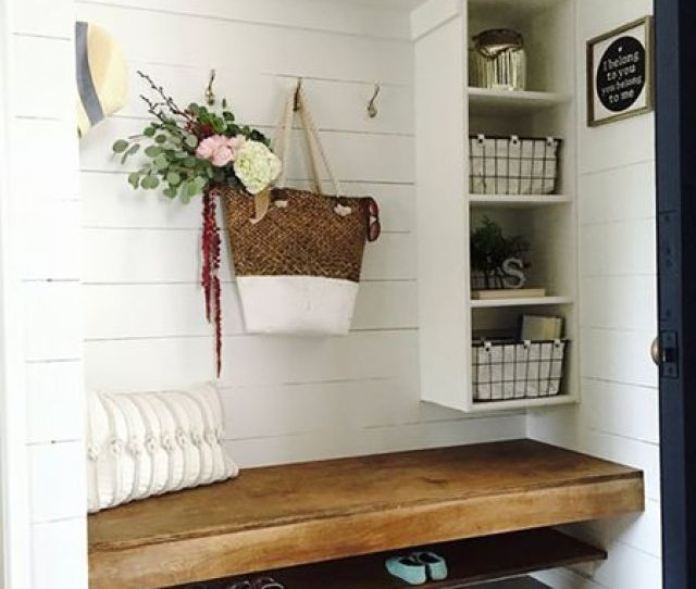 Include Bench Seating If Space Permits Mudroom Storage Bench Ideas