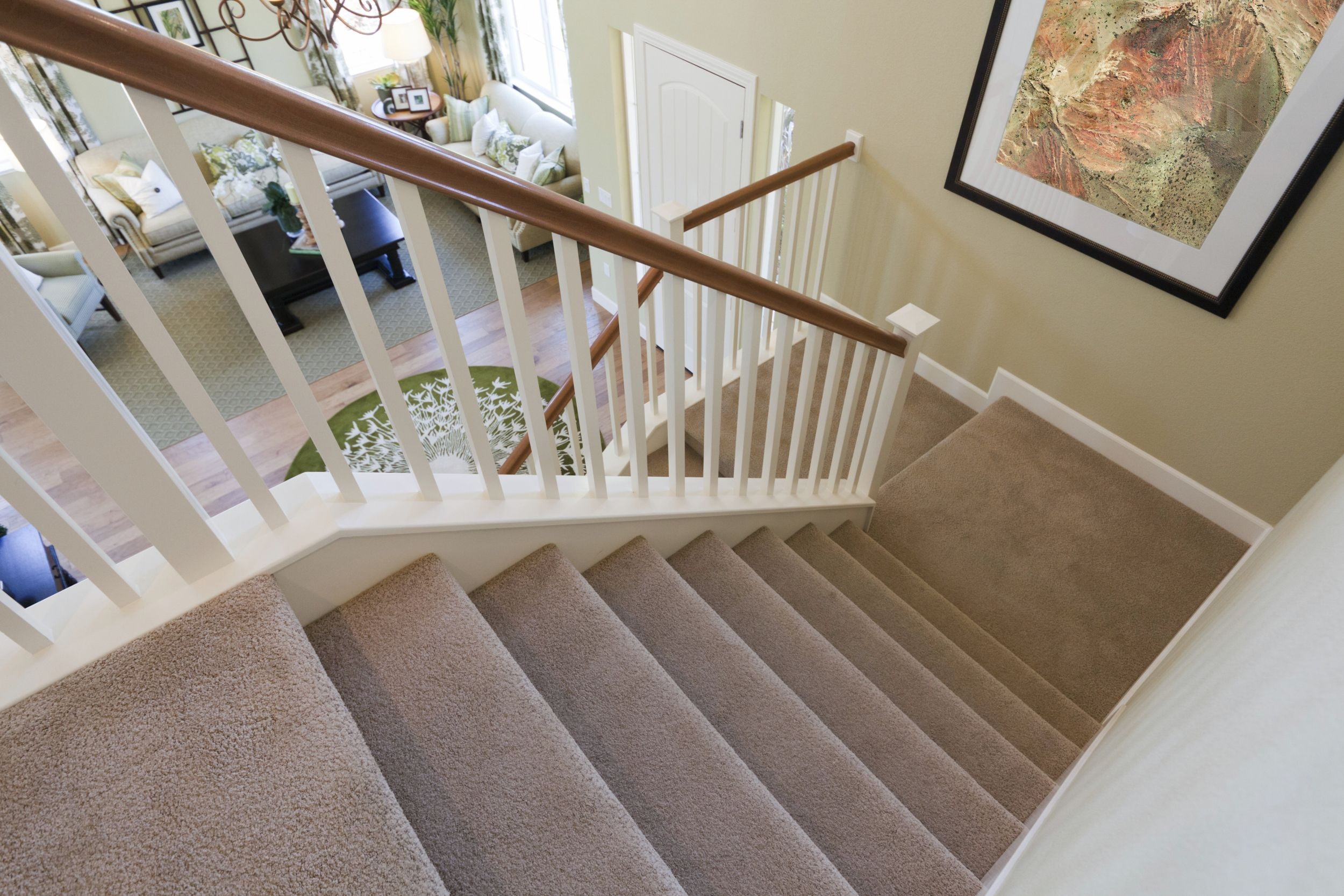 The Best Carpet For Stairs   Carpet Colors For Stairs