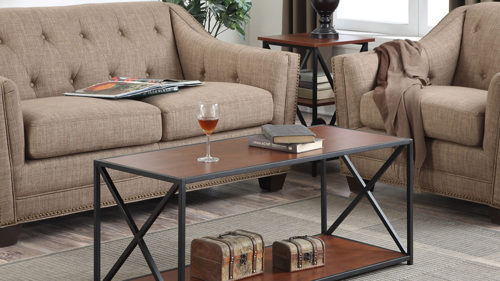 the 7 best coffee tables at walmart