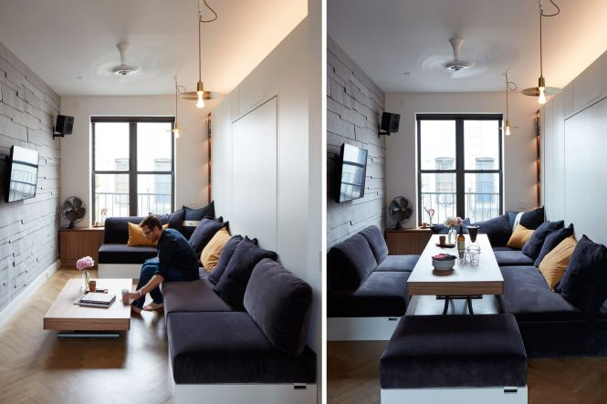 12 Perfect Studio Apartment Layouts That Work
