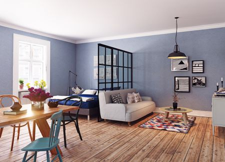 5 types of room dividers that give you