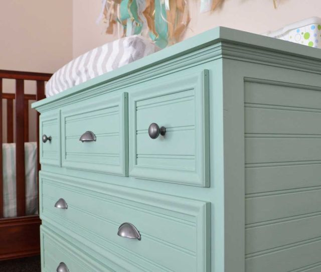 Drawer Dresser With Changing Table From Her Toolbelt