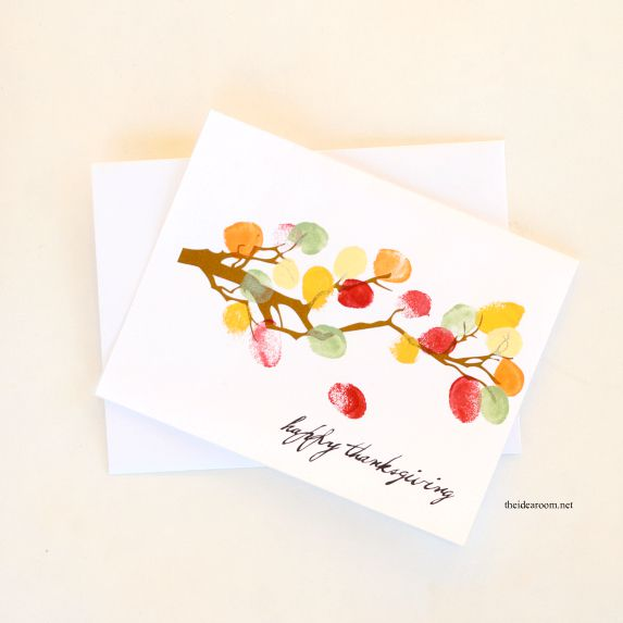 10 Free Thanksgiving Cards You Can Print