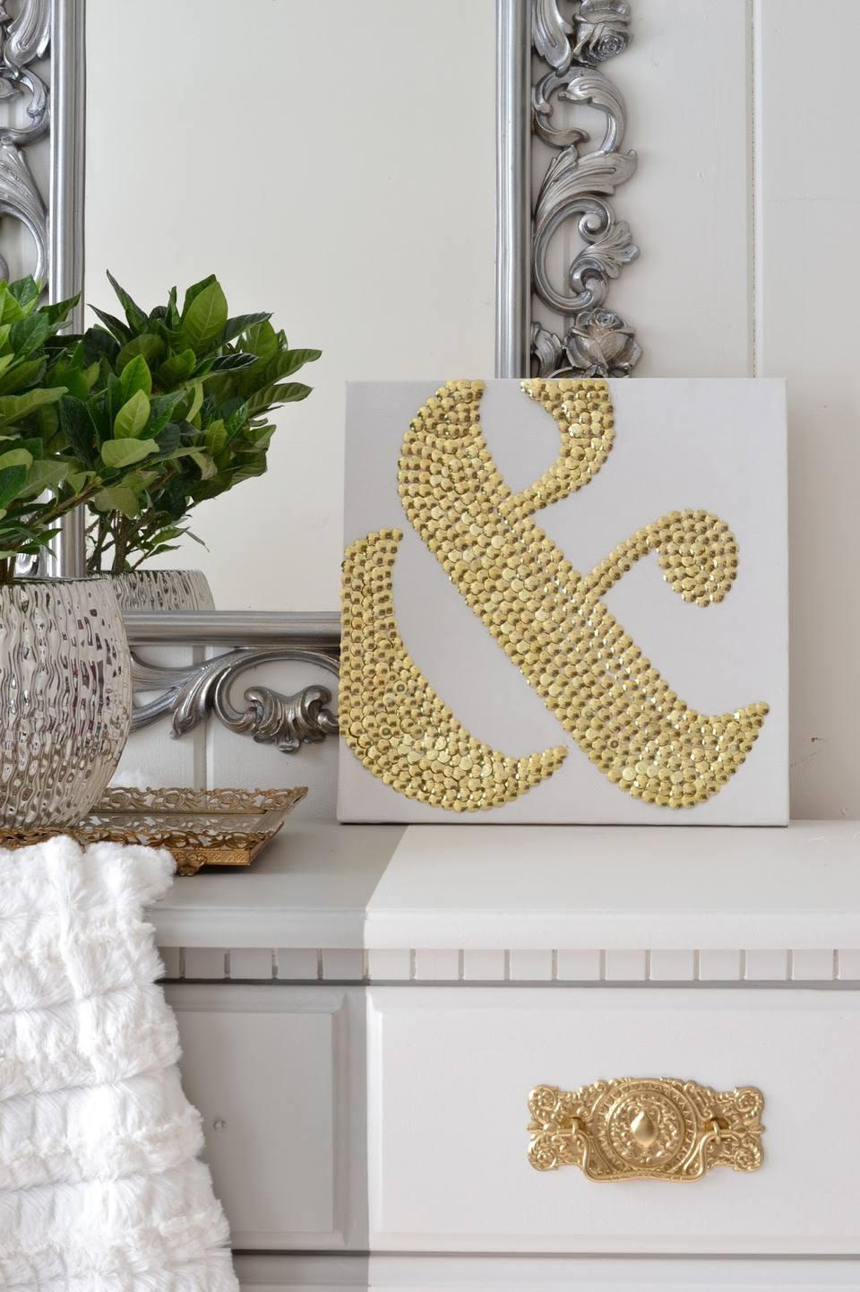 25 Thrifty Dollar Store Craft Ideas