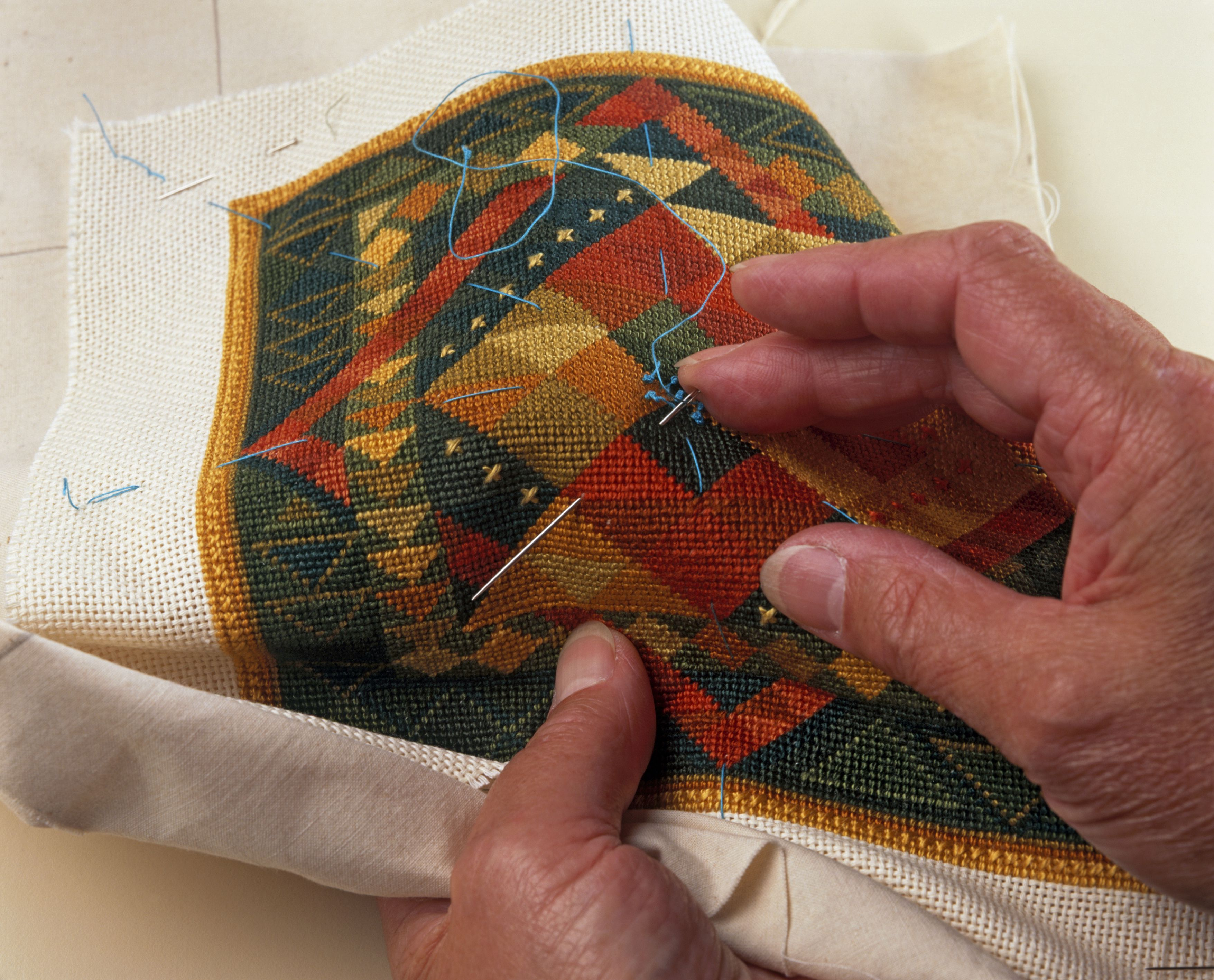 Basic Hand Sewing Stitches And Techniques