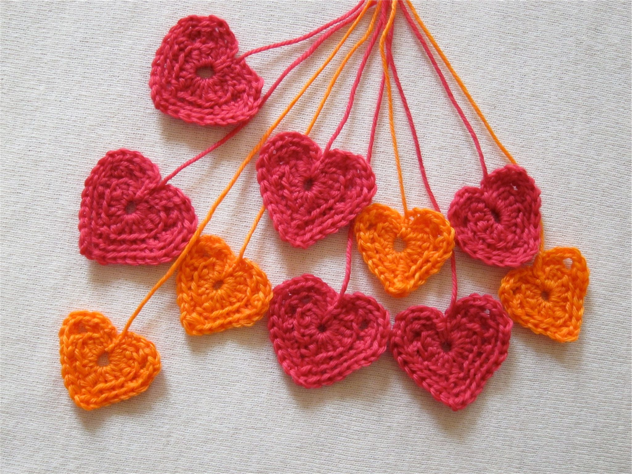 10 Crochet Heart Patterns For Valentine S Day