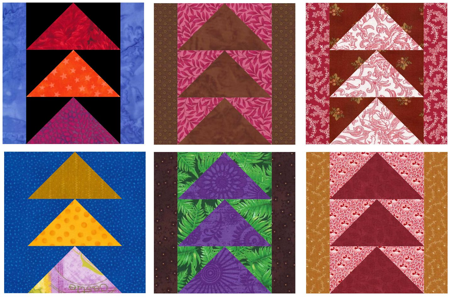 Use Flying Geese To Sew This Easy Quilt Block Pattern