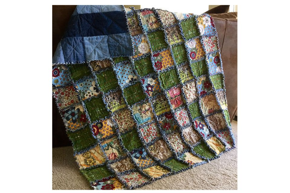Size Rag Quilts King Sale