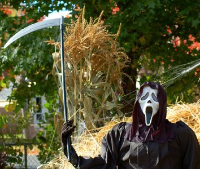 Invite The Grim Reaper To Your Halloween Party