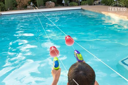 19 DIY Water Games for Summer Fun