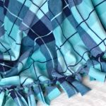 How To Make A Fleece Tie Blanket