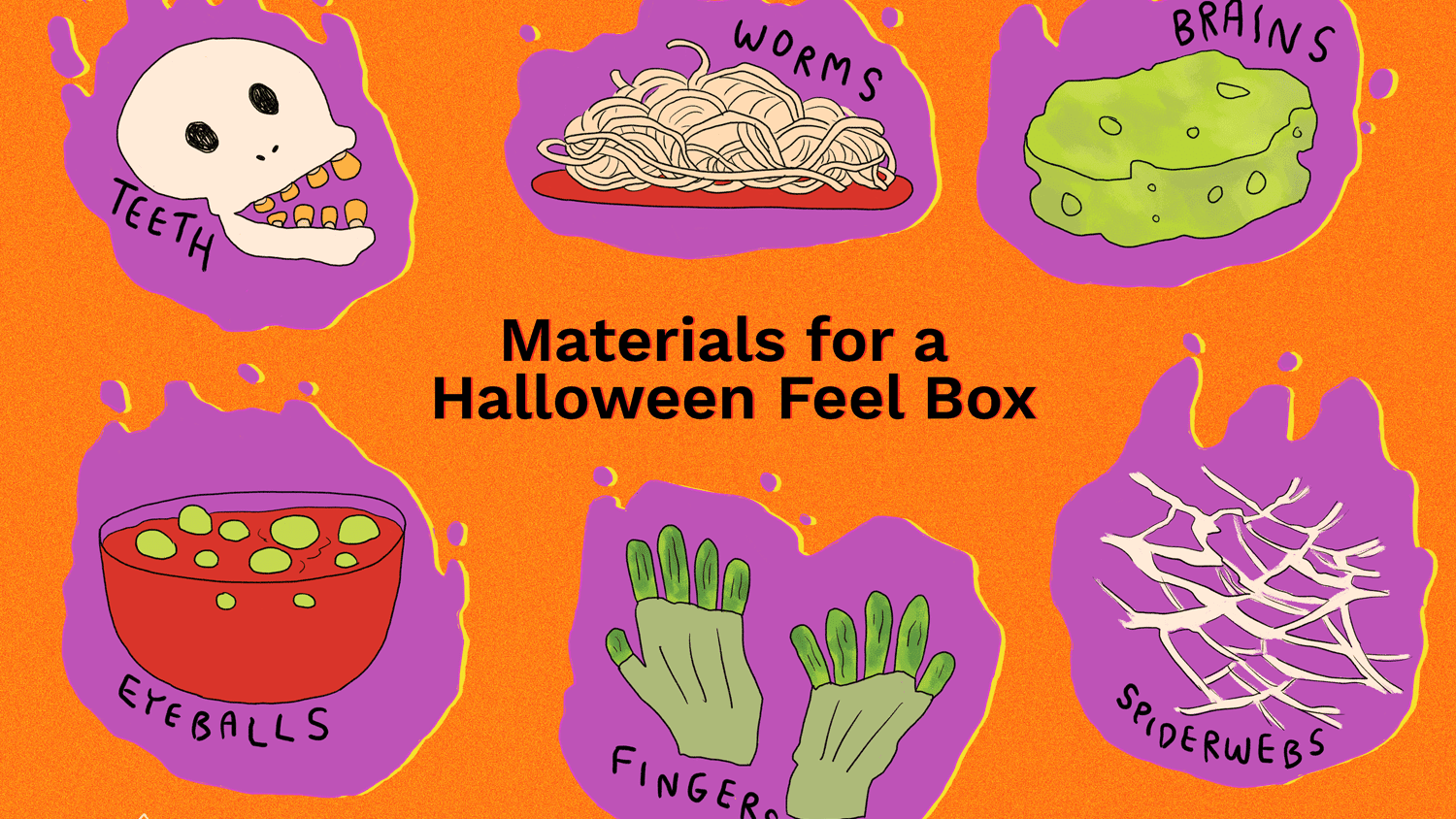Short Halloween Stories For Elementary Students