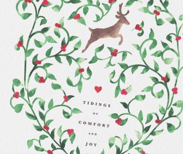 Free Printable Christmas Cards To Send This Holiday Season