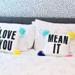 14 Easy Diy Throw Pillows