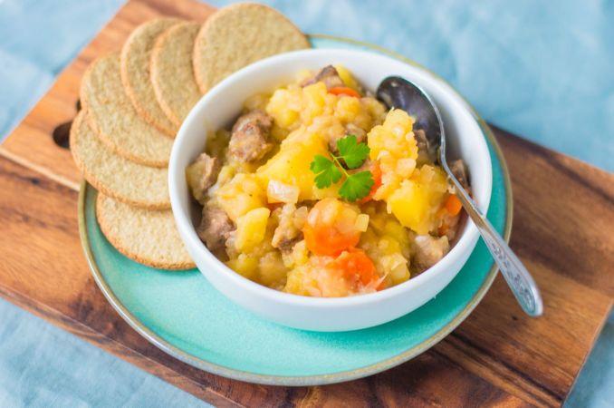 Traditional Scottish Stovies Recipe