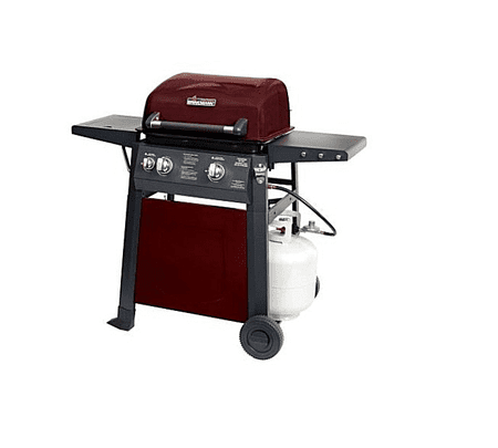 Brinkmann 2 Burner Red 810 4220 S Gas