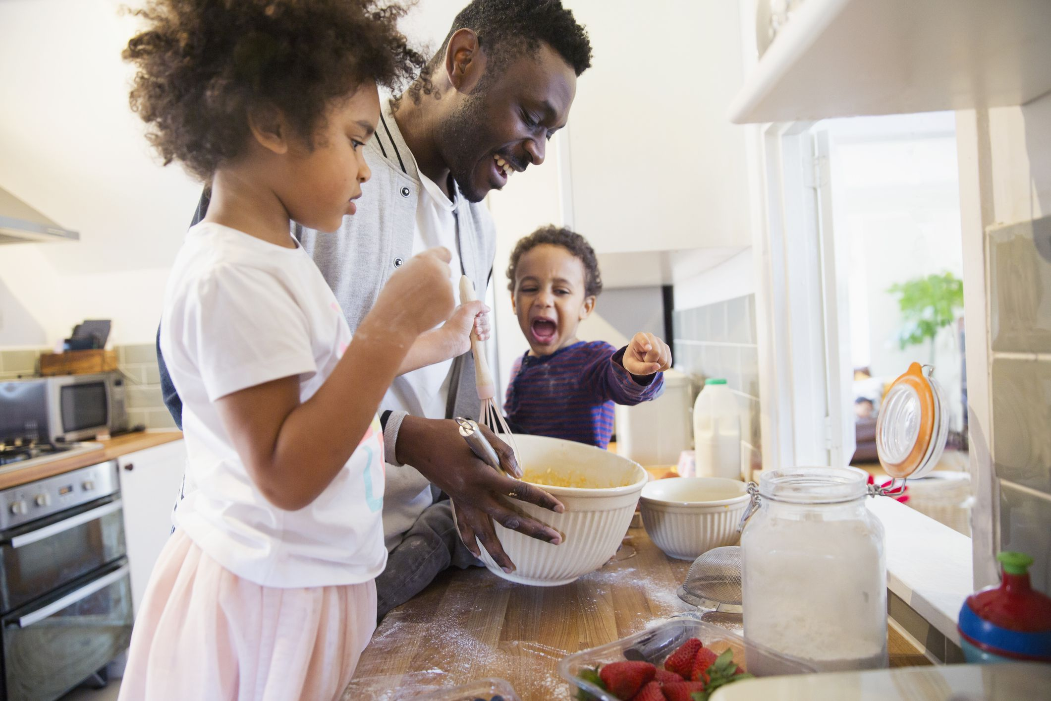 How To Teach Kids Food And Kitchen Safety