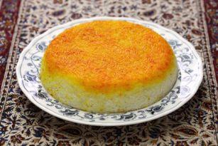 Tahdig Persian Rice Recipe