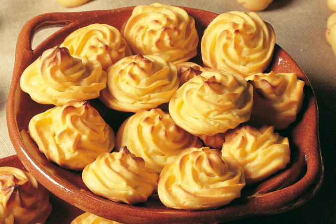 What are Duchesse Potatoes?