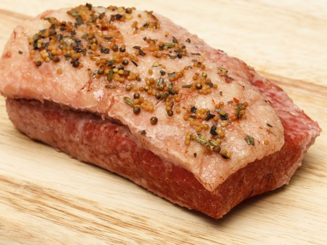 Corned Beef Recipe (Made From Cured Brisket of Beef)