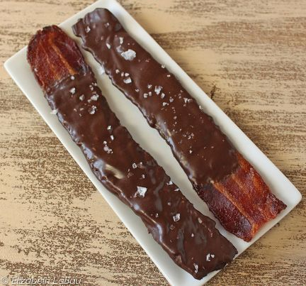 Chocolate-Covered Bacon Recipe